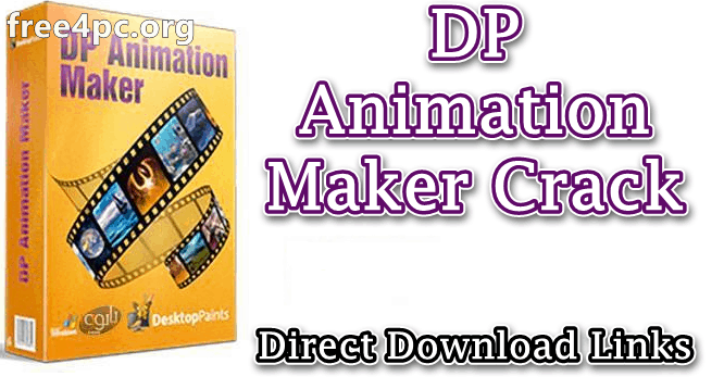 DP Animation Maker Crack