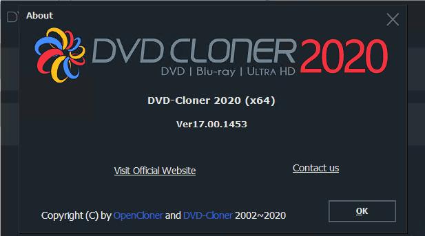DVD-Cloner 2021 Crack v17.40 With License Key
