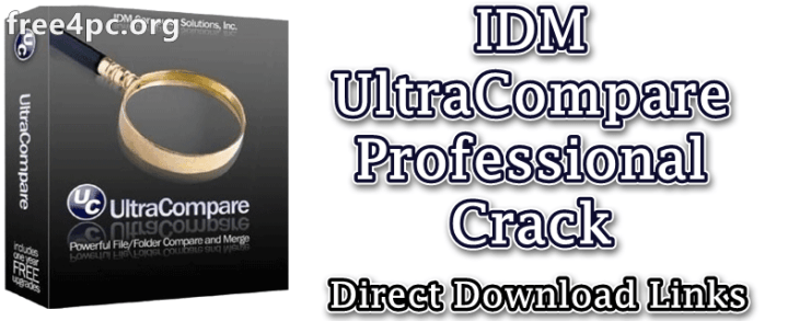 IDM UltraCompare Professional Crack