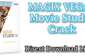 MAGIX VEGAS Movie Studio Crack