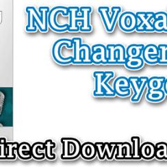 NCH Voxal Voice Changer Plus Keygen