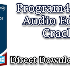 Program4Pc DJ Audio Editor Crack