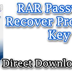 RAR Password Recover Pro Serial Key