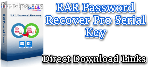 RAR Password Recover Pro Serial Key