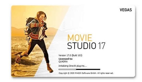 VEGAS Movie Studio 17 Crack