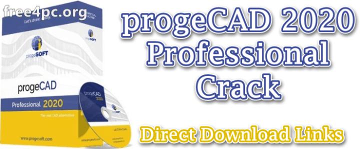 progeCAD 2020 Professional Crack