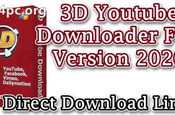 3D Youtube Downloader Full Version