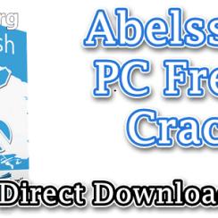 Abelssoft PC Fresh Crack