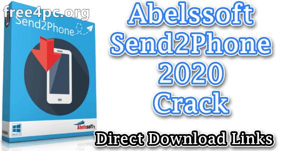 Abelssoft Send2Phone 2020 Crack