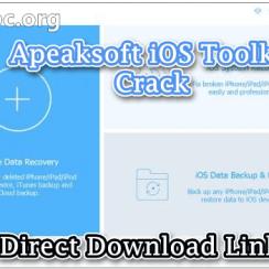 Apeaksoft iOS Toolkit Crack