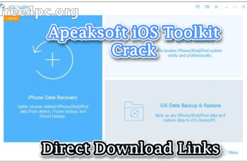 Apeaksoft iOS Toolkit Crack