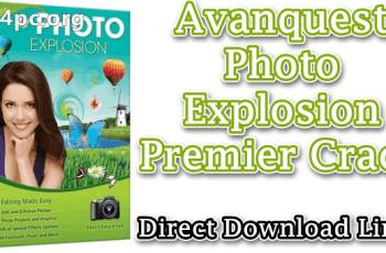 Avanquest Photo Explosion Premier Crack