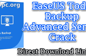 EaseUS Todo Backup Advanced Server Crack