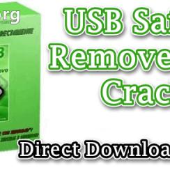 USB Safely Remove Full Crack
