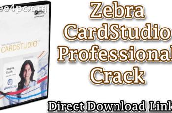 Zebra CardStudio Professional Crack