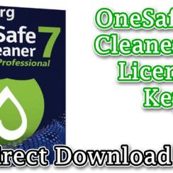 OneSafe PC Cleaner Pro License Key