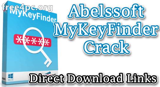 Abelssoft MyKeyFinder Crack
