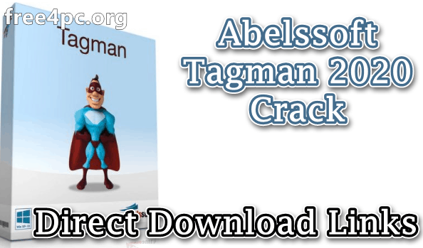 Abelssoft Tagman 2020 Crack