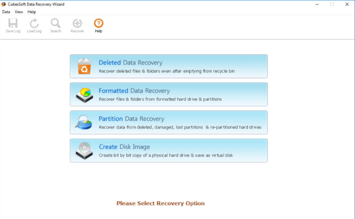 CubexSoft Data Recovery Wizard Full Version