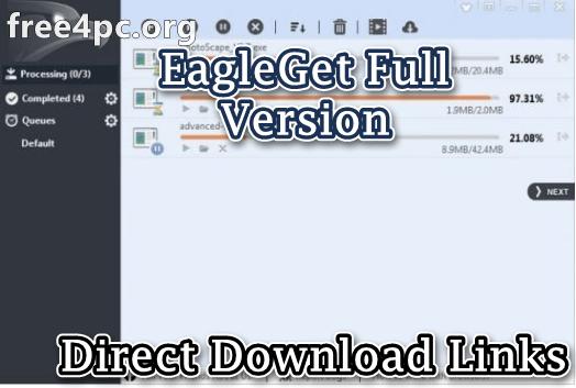 EagleGet Full Version