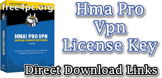 Hma Pro Vpn License Key