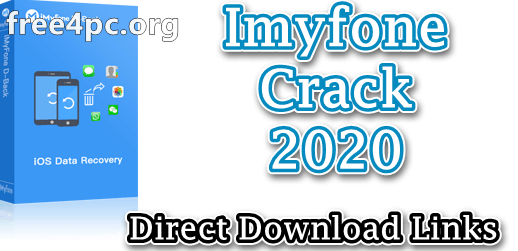 Imyfone Crack
