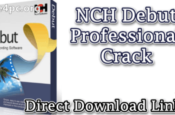 NCH Debut Professional Crack