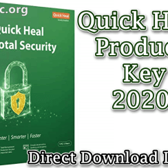 Quick Heal Product Key 2020