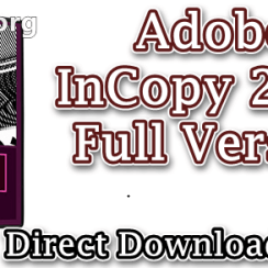 Adobe InCopy 2020 Full Version