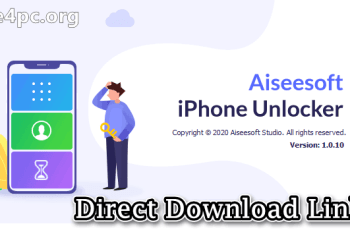 Aiseesoft iPhone Unlocker Crack