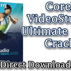 Corel VideoStudio Ultimate 2020 Crack