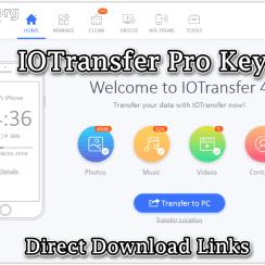 IOTransfer Pro Key