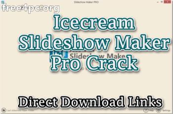 Icecream Slideshow Maker Pro Crack