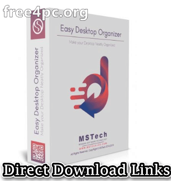 MSTech Easy Desktop Organizer Pro Crack