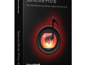 SmartSound SonicFire Pro Crack
