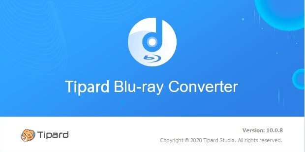 Tipard Blu-ray Converter Crack Free Download