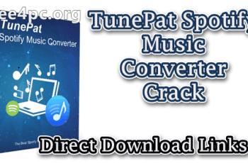 TunePat Spotify Music Converter Crack
