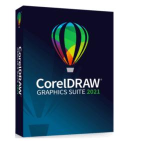 CorelDRAW Graphics Suite 2021 Crack