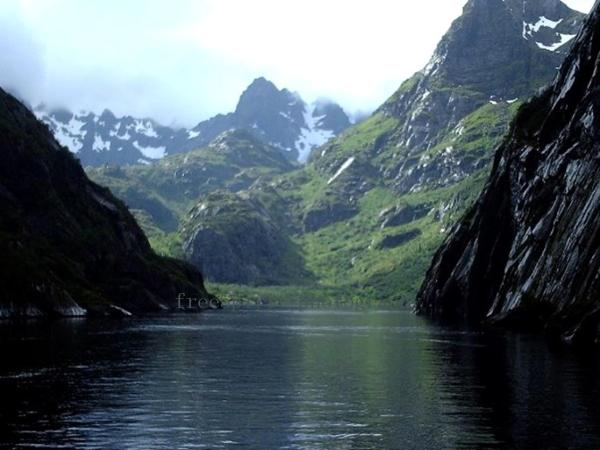 norwegian landscape free5pirit
