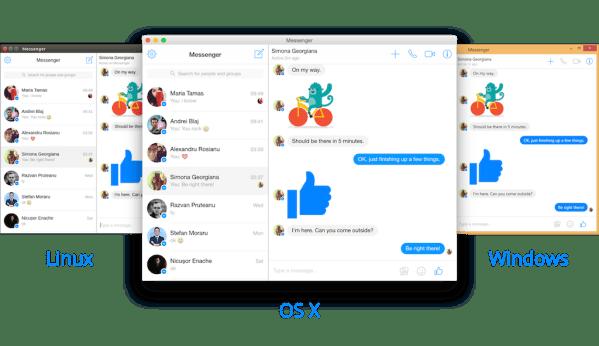 facebook即時通電腦版下載點 免進入Facebook網頁也能純聊天