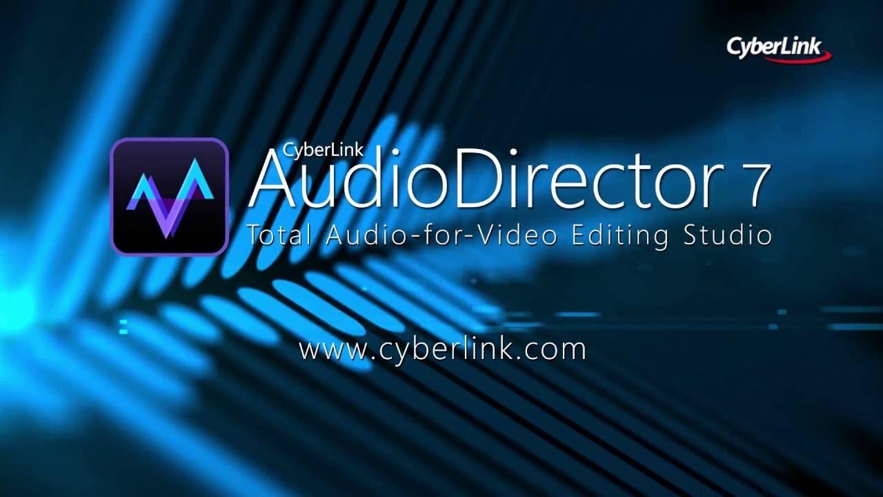 超強混音軟體 限時免費 CyberLink AudioDirector 7 免破解正式版