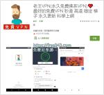 老王VPN 永久免費佛系VPN 翻牆神器