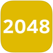 2048 小遊戲app 超好玩的數學益智遊戲