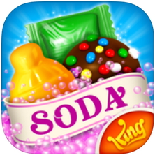 糖果遊戲最新作 – Candy Crush Soda Saga 下載