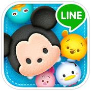 Line Disney tsum tsum 可愛度破表的消除遊戲