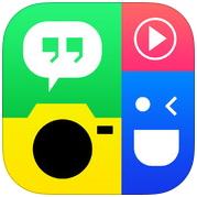 手機拼貼照片軟體 - Photo Grid 相片組合