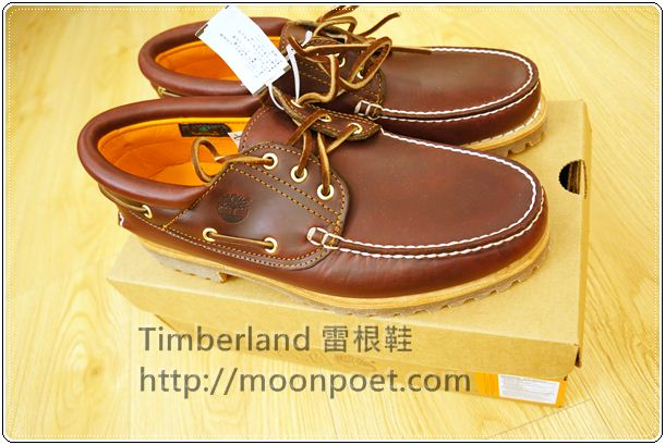 costco timberland 雷根鞋開箱