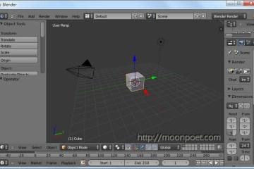 免費3D繪圖軟體下載 Blender 免安裝版