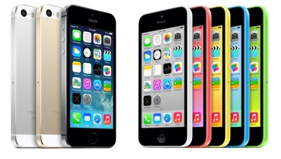 iphone 5s / iphone 5c 預購 台灣準備上市開賣