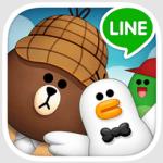 LINE TRIO 最愛三連消 – 幫名偵探熊大找回名畫吧!